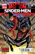 Spider-Men Vol 1 1