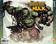 Ultimate Wolverine vs. Hulk Vol 1 1 All-New Printing