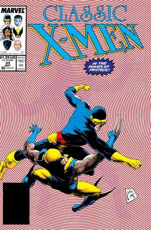 Classic X-Men Vol 1 33