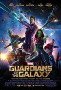 Guardians of the Galaxy (film) poster 001