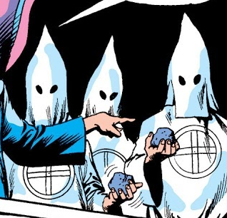 Ku Klux Klan (Earth-616) from Jungle Action Vol 2 19 001