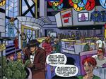 X-Force Café (X-Force Vol 1 116)