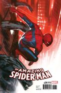 Amazing Spider-Man Vol 4 24 Dell'Otto Variant