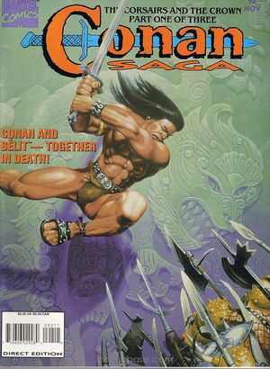 Conan Saga Vol 1 92