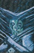 Moon Knight Vol 5 29 Wolverine Art Appreciation Variant Textless