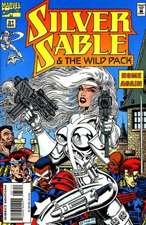 Silver Sable and the Wild Pack Vol 1 31