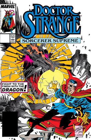 Doctor Strange, Sorcerer Supreme Vol 1 4