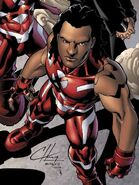 Brian Cruz (Earth-616) from New X-Men Hellions Vol 1 1 0003
