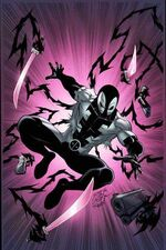 Deadpool Back in Black Vol 1 1 Lim Variant Textless