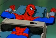 Peter Parker (Earth-92131) As Spider-Man 012