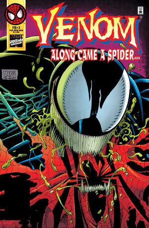 Venom Along Came a Spider Vol 1 2