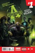 Avengers Undercover Vol 1 1