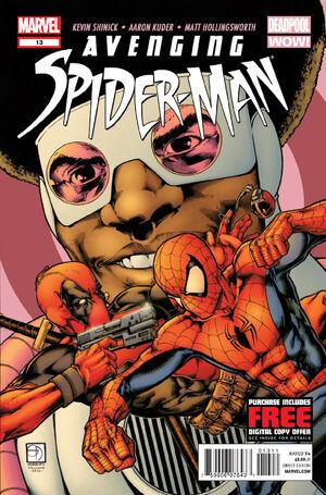 Avenging Spider-Man Vol 1 13