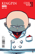 Civil War II Kingpin Vol 1 1 Young Variant