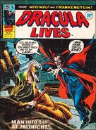 Dracula Lives (UK) Vol 1 6
