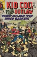 Kid Colt Outlaw Vol 1 123