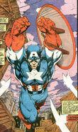 Captain America in Madripoor circa 1941