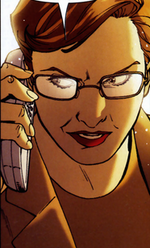 Doctor Burke (Earth-616) from Avengers The Initiative Annual Vol 1 1 001