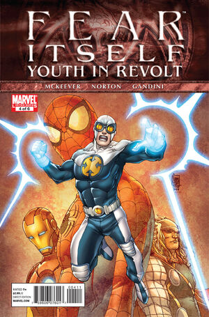Fear Itself Youth in Revolt Vol 1 4
