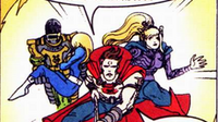 Shadow Hunters (Earth-616) from Fantastic Four Annual Vol 1 1999 001