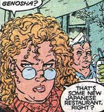 Suzanne Gaffney (Earth-616) from Uncanny X-Men Vol 1 272 0001