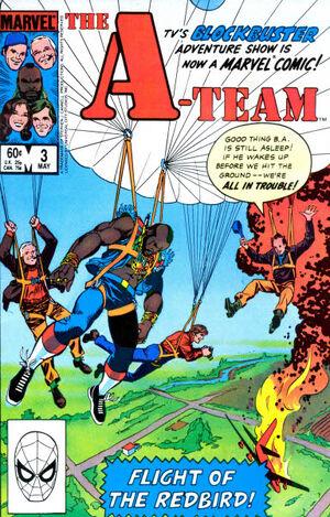 The A-Team Vol 1 3