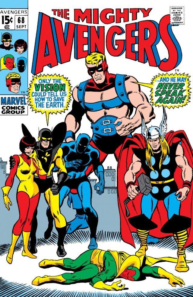 Avengers Vol 1 68