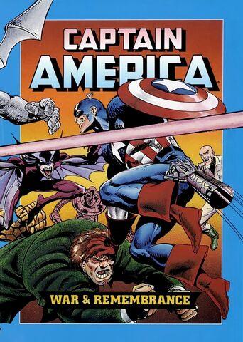 File:Captain America War and Remembrance TPB Vol 1 1.jpg