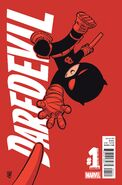 Daredevil Annual Vol 4 1 Young Variant