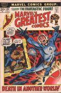 Marvel's Greatest Comics Vol 1 38