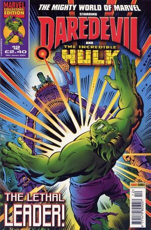 Mighty World of Marvel Vol 3 12