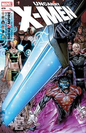 Uncanny X-Men Vol 1 479