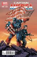 Captain America Vol 7 18 Captain America Team-Up Variant
