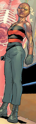 Christine Cord (Earth-616) from New X-Men Vol 1 135
