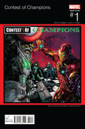 Contest of Champions Vol 1 1 Hip-Hop Variant
