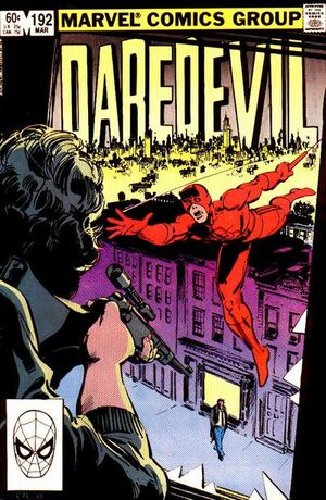 Daredevil Vol 1 192