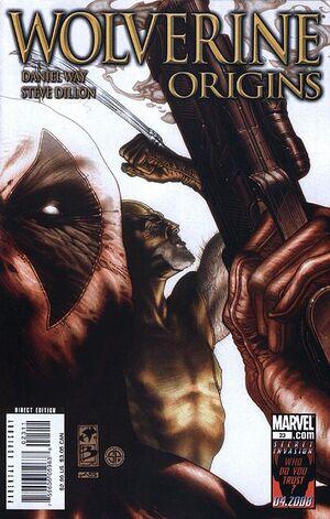Wolverine Origins Vol 1 23