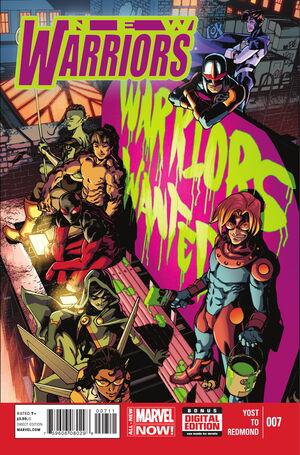 New Warriors Vol 5 7