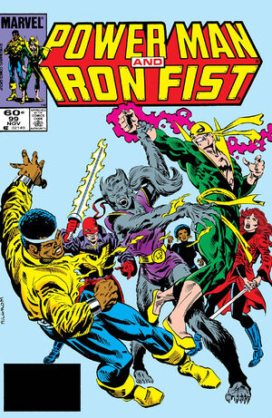 Power Man and Iron Fist Vol 1 99