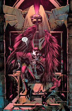 Red Raven (Liberty Legion) (Earth-616) from Amazing Spider-Man Special Vol 1 1 0001