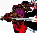 Scimitar (Lost Generation) (Earth-616) Marvel The Lost Generation Vol 1 9