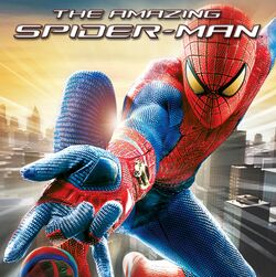 The Amazing Spider-Man Game Cover