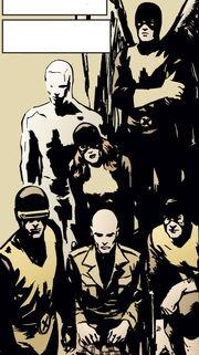 X-Men (Earth-9997) Earth X Vol 1 0