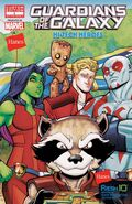 Guardians of the Galaxy Hi-Tech Heroes Vol 1 1