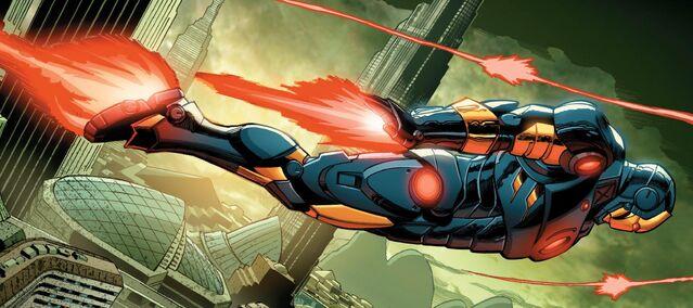 File:Iron Man Armor Model 42 from Iron Man Vol 5 19 001.jpg