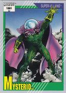 Quentin Beck (Earth-616) from Marvel Universe Cards Series II 0001