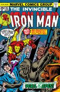 Iron Man Vol 1 82