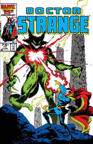Doctor Strange Vol 2 77