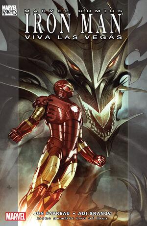 Iron Man Viva Las Vegas Vol 1 2