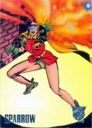 Jubilation Lee (Earth-9602) from Amalgam Comics (Trading Cards) 0001